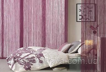Выбираем веревочные и нитяные шторы для Вашего интерьера