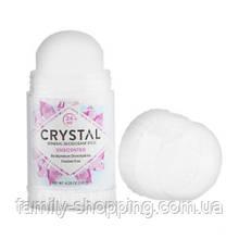 Натуральный дезодорант Кристалл стик (без запаха)