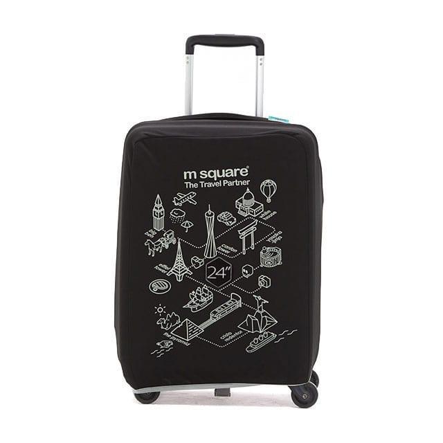 Чехол на чемодан (М)