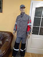 Костюм для защиты от ОПЗ и механических воздействий, фото 1