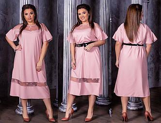 Платье женское 4001/1нт батал