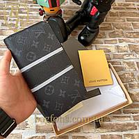 a200bad98b14 Стильный кошелек портмоне унисекс Louis Vuitton топ качество
