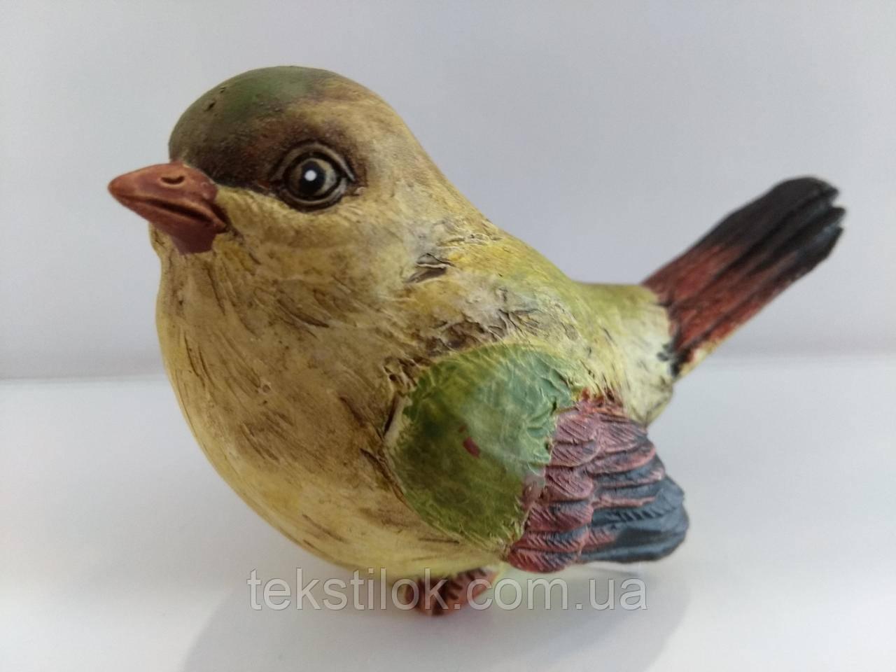 Птичка  керамика