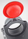 Обратный клапан для вертикального монтажа 110 мм Karmat, фото 3