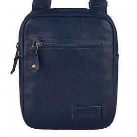 Мужская мини сумка Vittorio-Safino из натуральной кожи