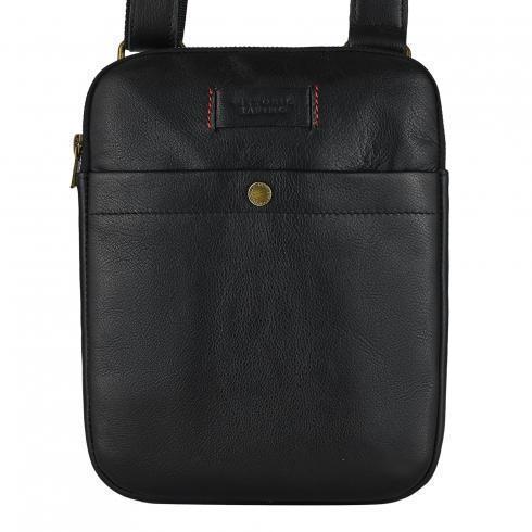 Мужская сумка, планшетка из натуральной кожи фирмы Vittorio Safino