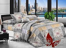 Комплект постельного белья XHY1364 Евро