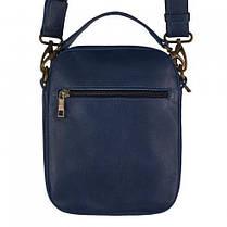 Небольшая повседневная сумка-барсетка Vittorio Safino, фото 3