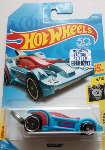 Машинка Hot Wheels 2018 Tooligan