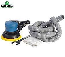 Пневмошлифмашинка эксцентриковая с пылесборником MIOL 81-647