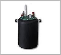 Автоклав Утех-24 газ ( 8 банок- 1л 24 банок-0,5 л)
