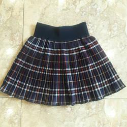 Плиссированная юбка  для девочки от производителя..