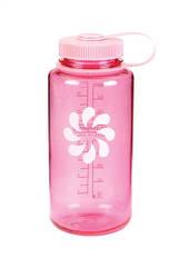 Пляшка для води Nalgene Wide Mounth Розова 1 л - 143851