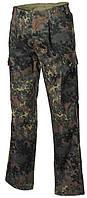 BW полевые брюки, flecktarn, фото 1
