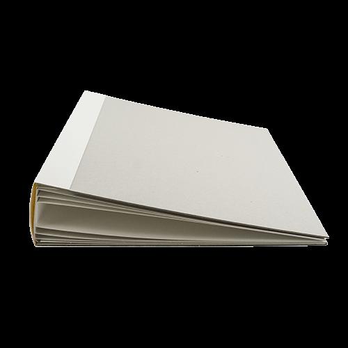 Заготовка для создания фотоальбома размером 20*20 см, внутри 6 листов+обложка из переплетного картона