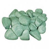 Камень жадеит шлифованный средний 10 кг