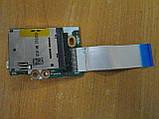 Плата з USB портом і картрідер 6050A2331801 HP ProBook 6555b бу, фото 3
