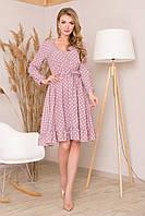 Легкое платье женское в 5ти цветах L-212, фото 1