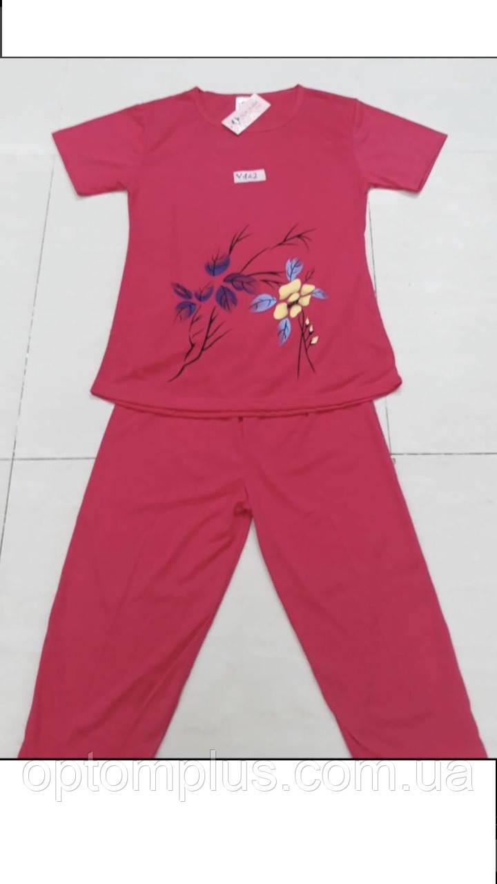 Пижамы женские (XL-5XL) оптом купить от склада 7 км