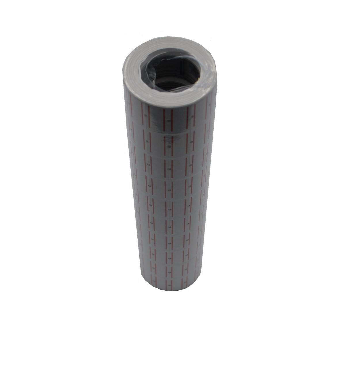 Этикет лента для ценников Dong Shan Yi Da 21х12 мм 10 рулонов
