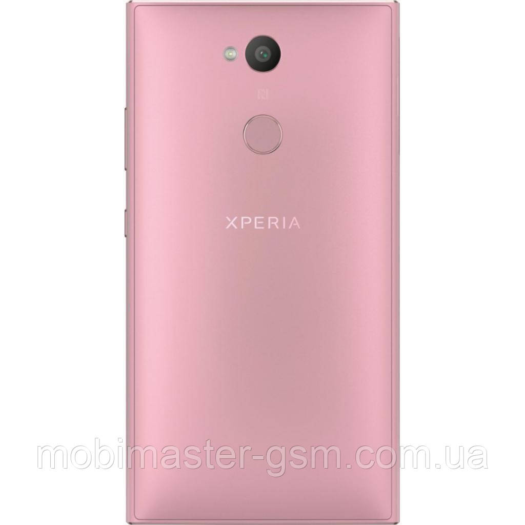 Задняя крышка Sony H4113 Xperia XA2 pink