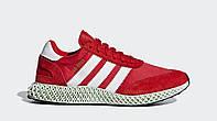 """Кроссовки Adidas Futurecraft 4D I-5923 """"Красные"""""""