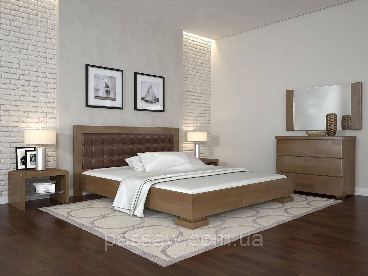 """Кровать деревянная ARBOR DREV  """"Монако"""" 1,6 сосна"""