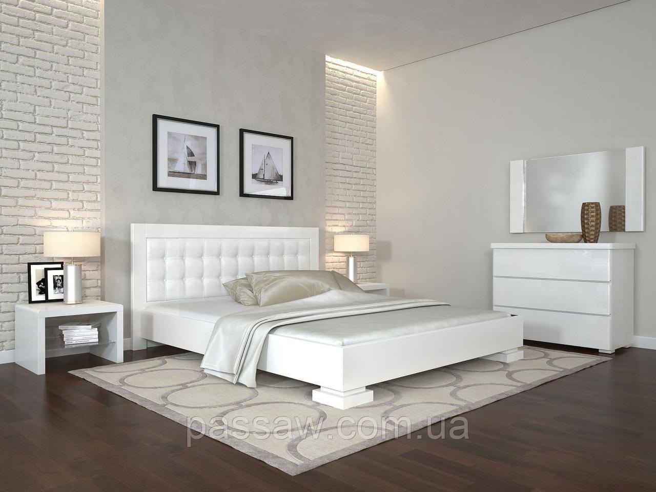 """Кровать деревянная ARBOR DREV  """"Монако"""" 1,6 бук"""