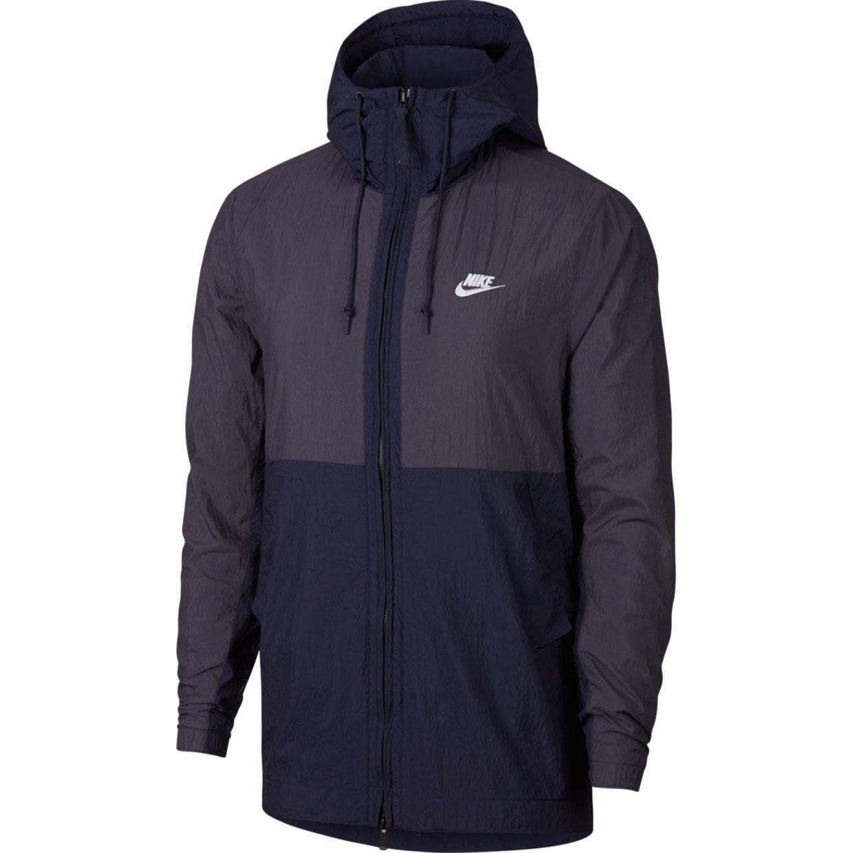 f284915f Куртка Nike Sportswear Jacket Woven (928857-081) Оригинал — в ...