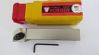 Резец проходной подрезной с механическим креплением 25х25х150 DWLNR M08 Vorgen