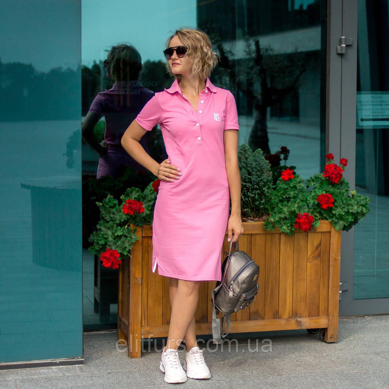f6a2352c9b3 Купить Платье-поло летнее 100 % хлопок в Харькове от компании ...