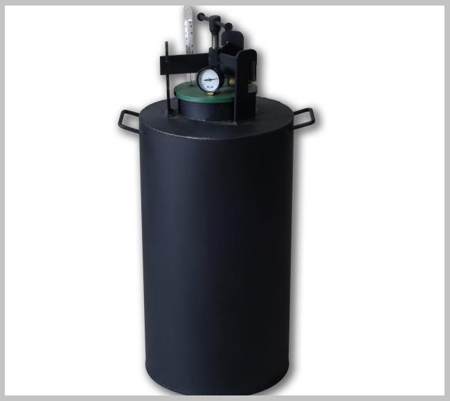 Автоклав ЧЕ-33 газ ( 24 банок- 1л, 33 банки - 0,5л)