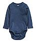 Комплект синих боди с длинными рукавами на мальчика 2 - 4 месяца, р. 62, H&M, фото 2