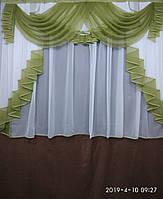 Кухонный комплект на небольшое окно  Ширина 2 м, фото 1