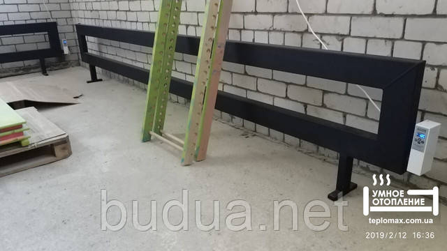 "Электрические обогреватели ""Тепломакс"""
