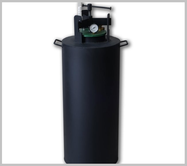 Автоклав ЧЕ-44 газ ( 24 банок- 1л 44 банок-0,5 л)