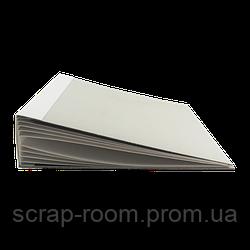 Заготовка для создания фотоальбома размером 30*30 см, внутри 8 листов+обложка из переплетного картона