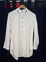 6a1be193ed7b Біла жіноча сорочка в Украине. Сравнить цены, купить потребительские ...