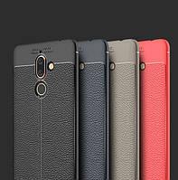 TPU чехол накладка Focus для Nokia 7 Plus (3 Цвета)