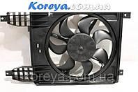 Вентилятор радиатора Авео (после 2009 гв) в сб. с диффуз.(с кондиц.) DREAM