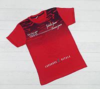 Детская футболка оптом для мальчиков  8,9,11,12 лет.