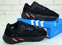 """Кроссовки Adidas Yeezy Boost 700 V2 """"Черные"""", фото 2"""