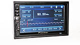 2din автомагнітола Pioneer 7018G GPS НАВІГАЦІЯ + 8Gb карта пам'яті з навігацією (коротка база), фото 7