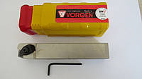 Резец проходной подрезной с механическим креплением 25х25х150 DCBNR M12 Vorgen