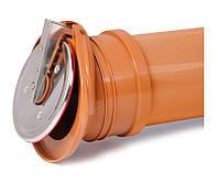 Выпускной канализационный обратный клапан 110 мм KARMAT