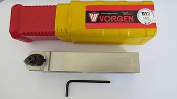 Резец проходной подрезной с механическим креплением 25х25х150 DCMNN M12 Vorgen