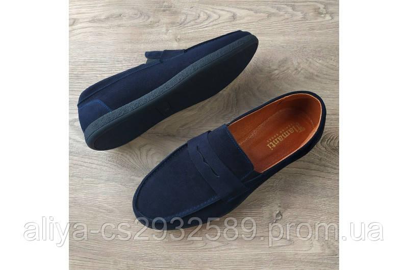 Мокасины Flamanti 322 Fashion 556280 Blue
