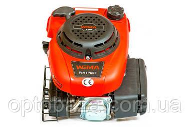 Двигатель Weima WM1P65 с вертикальным валом (5 л.с)