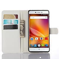 Чехол-книжка Litchie Wallet для ZTE Blade X9 / V5 Pro Белый