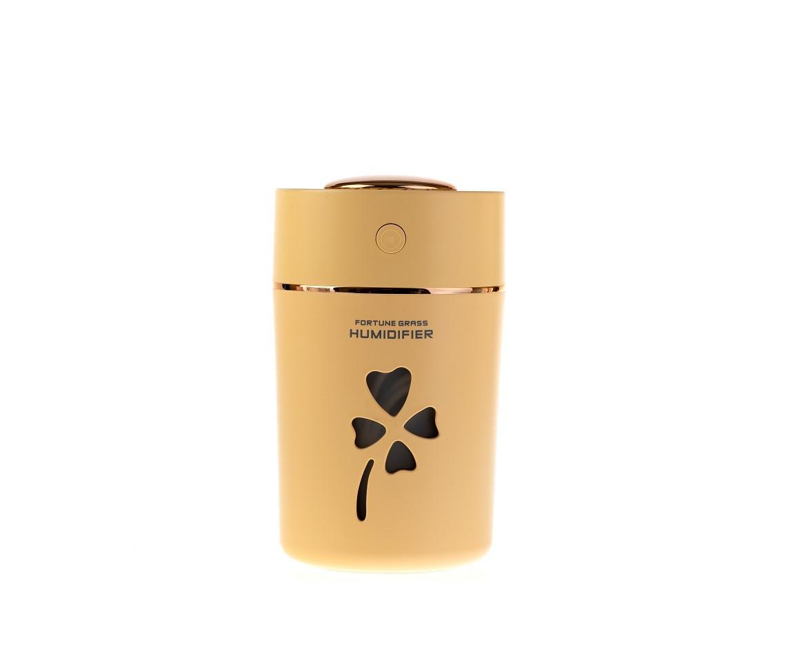 Мини Увлажнитель-ночник Fortune Grass Humidifier (желтый)